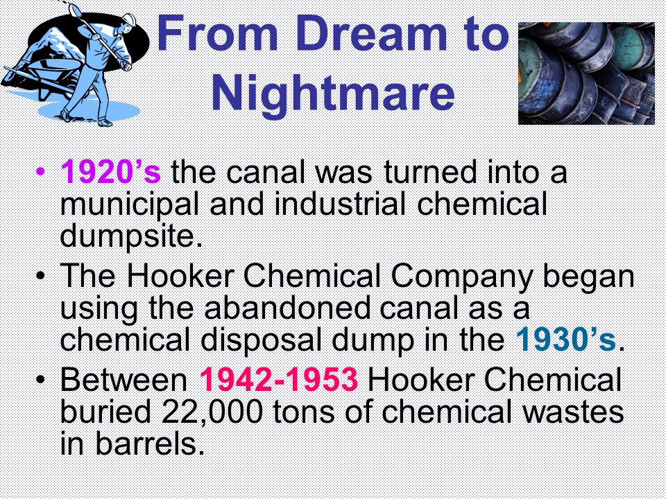 From Dream to Nightmare