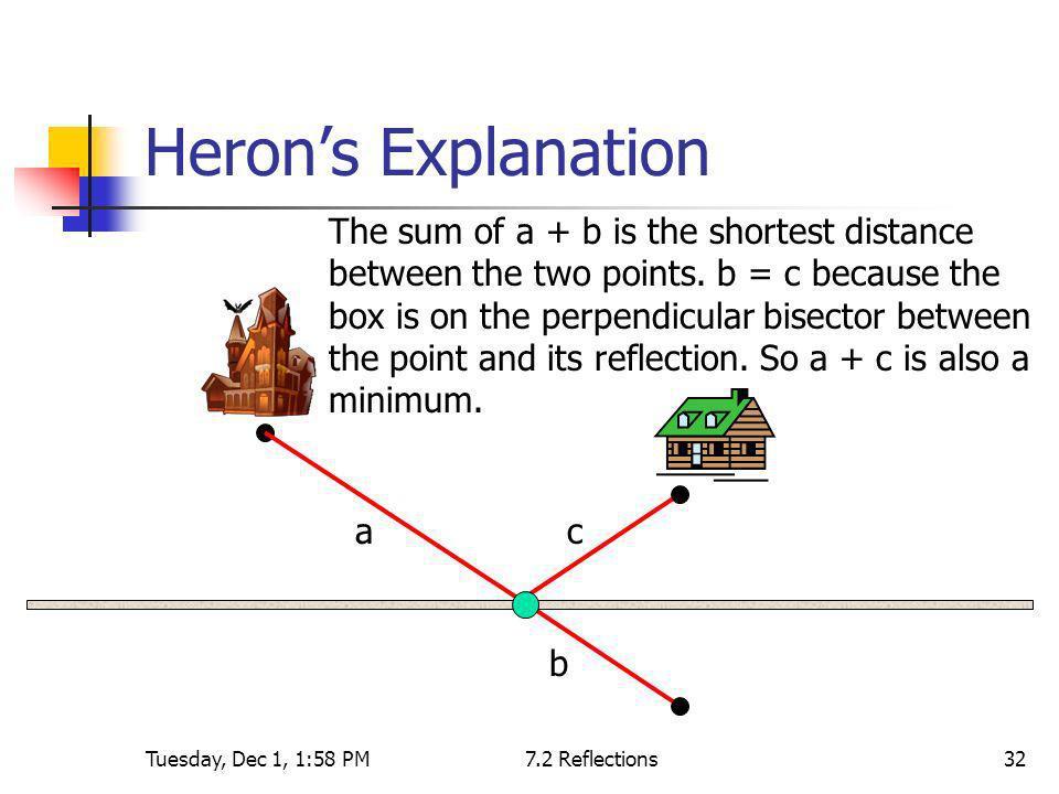 Heron's Explanation