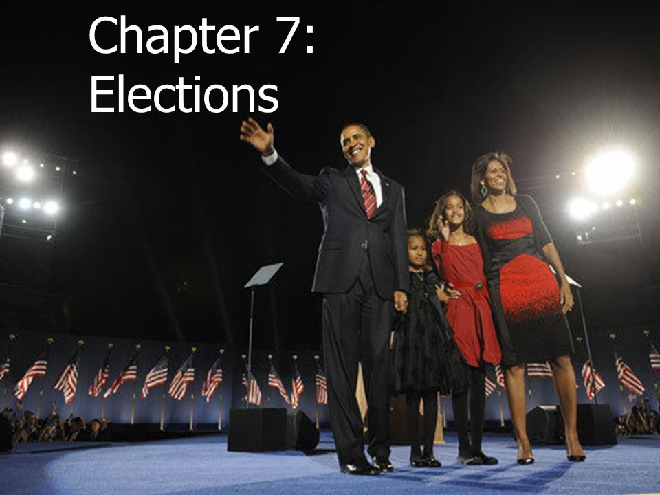 Chapter 7: Elections