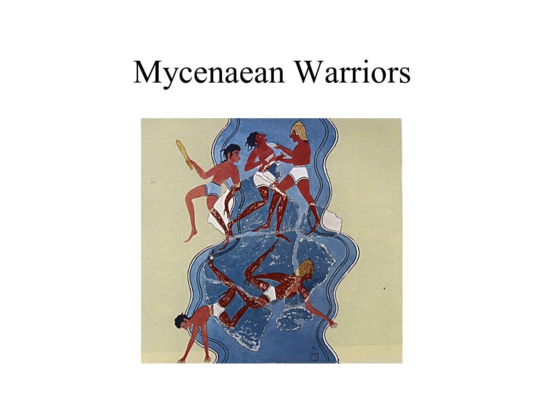 Mycenaean Warriors