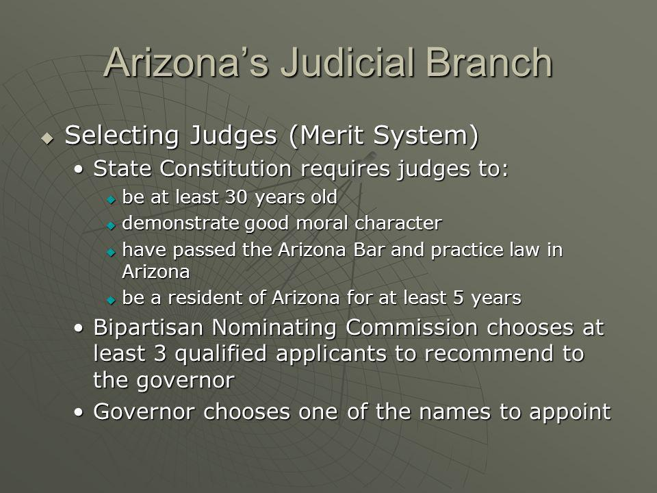 Arizona's Judicial Branch
