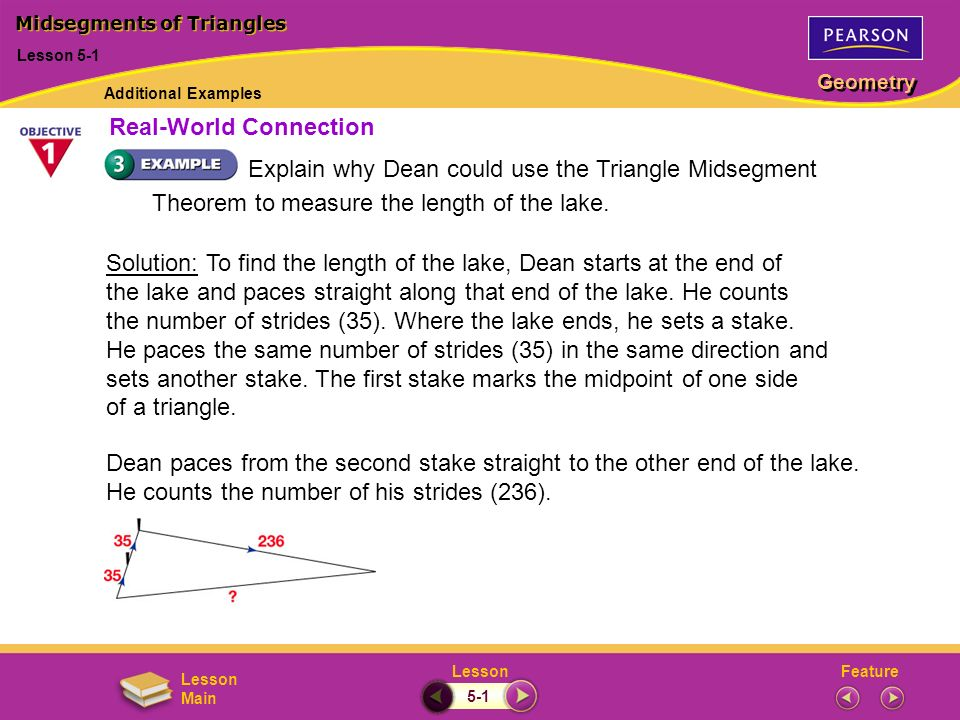 Midsegments of Triangles