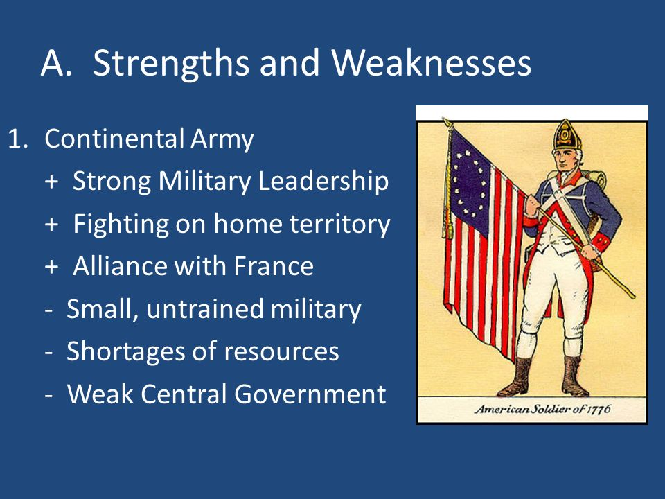 A. Strengths and Weaknesses