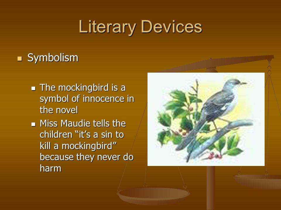 Literary Devices Symbolism
