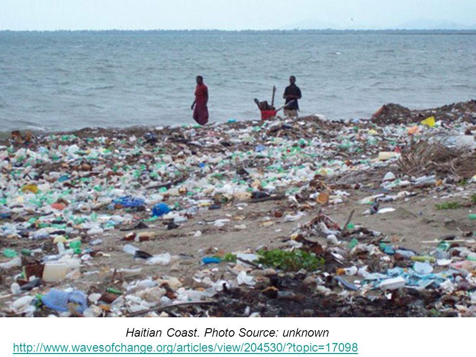 Haitian Coast. Photo Source: unknown