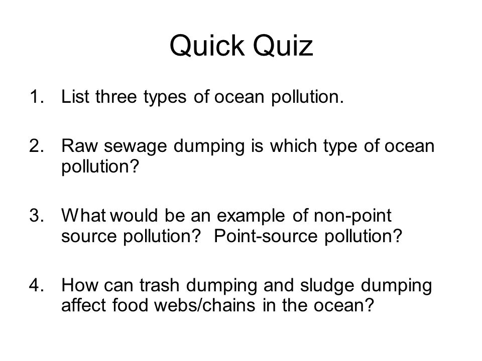 Dda Line Drawing Algorithm Explain Suitable Example : Ocean pollution ppt video online download
