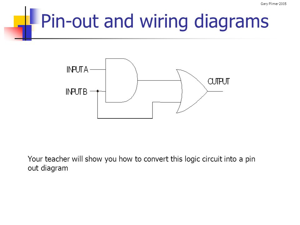 how do i draw a circuit diagram draw a logic diagram online logic making decisions - ppt video online download #12