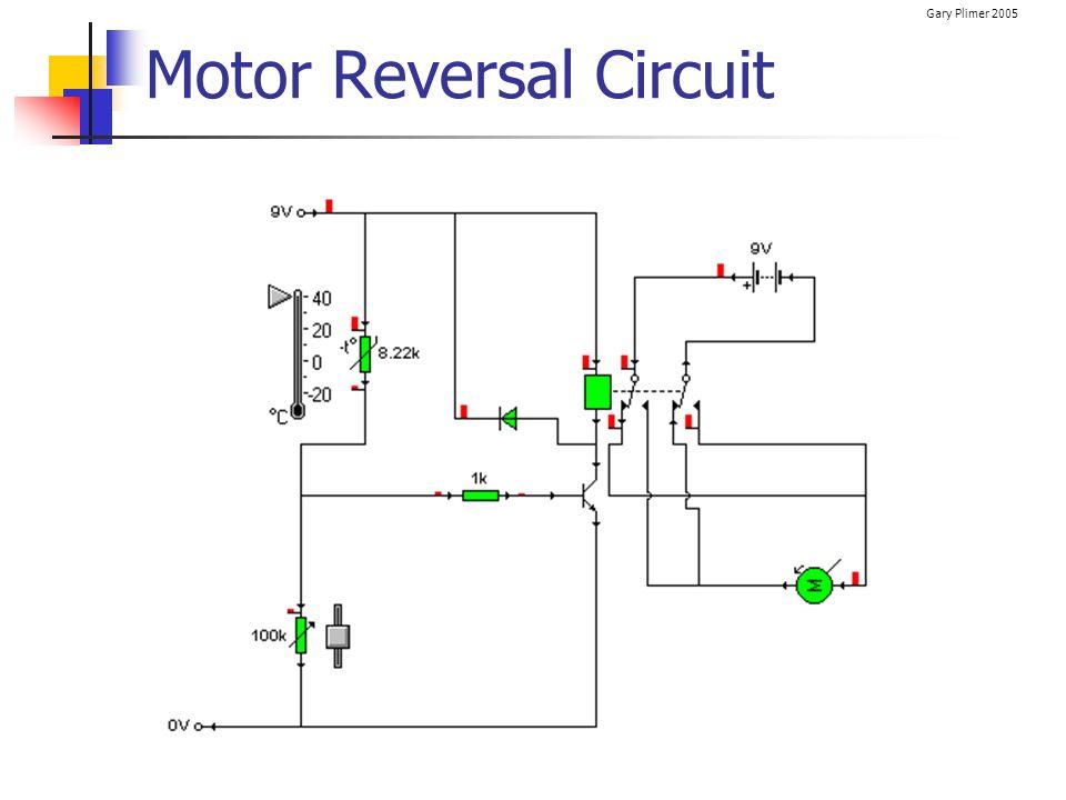 Motor Reversal Circuit