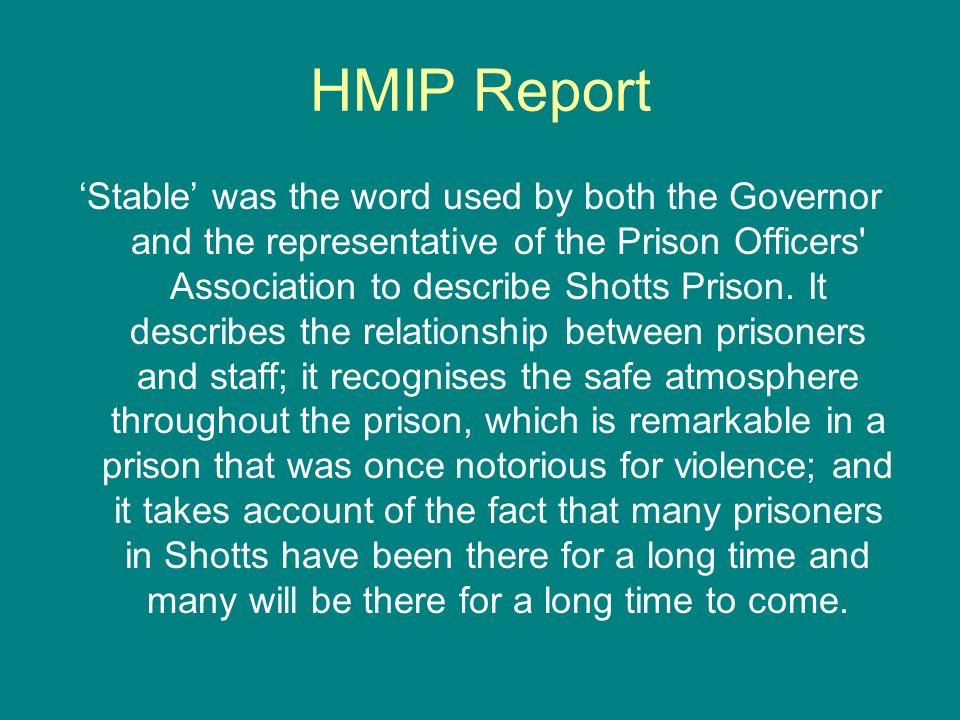 HMIP Report