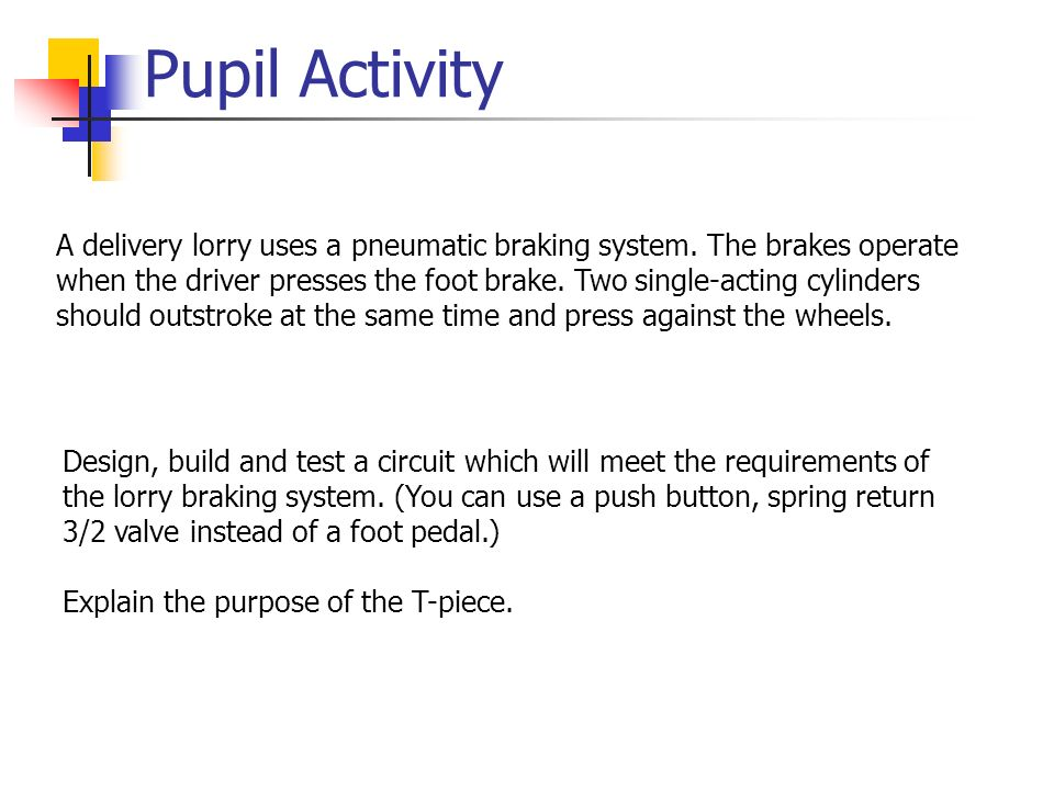 Pupil Activity