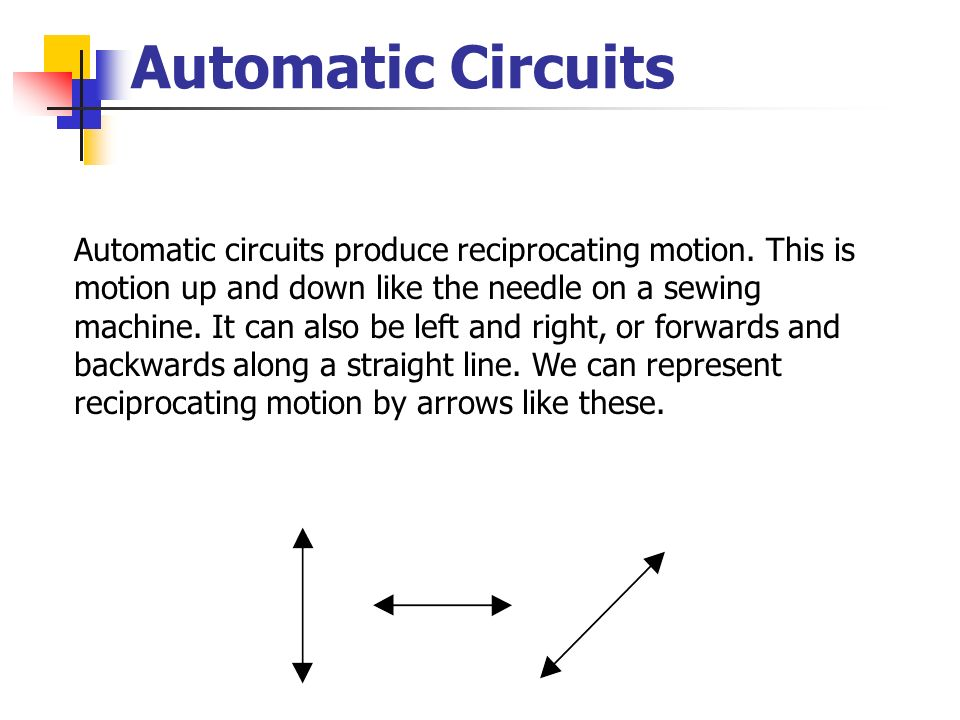 Automatic Circuits