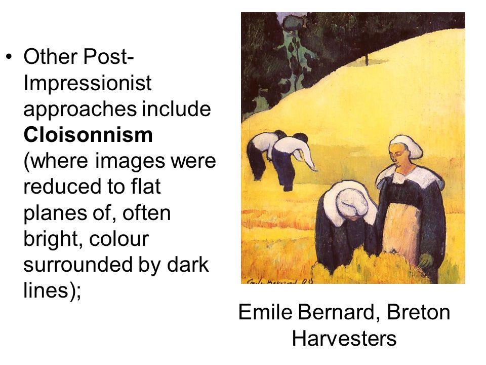 Emile Bernard, Breton Harvesters