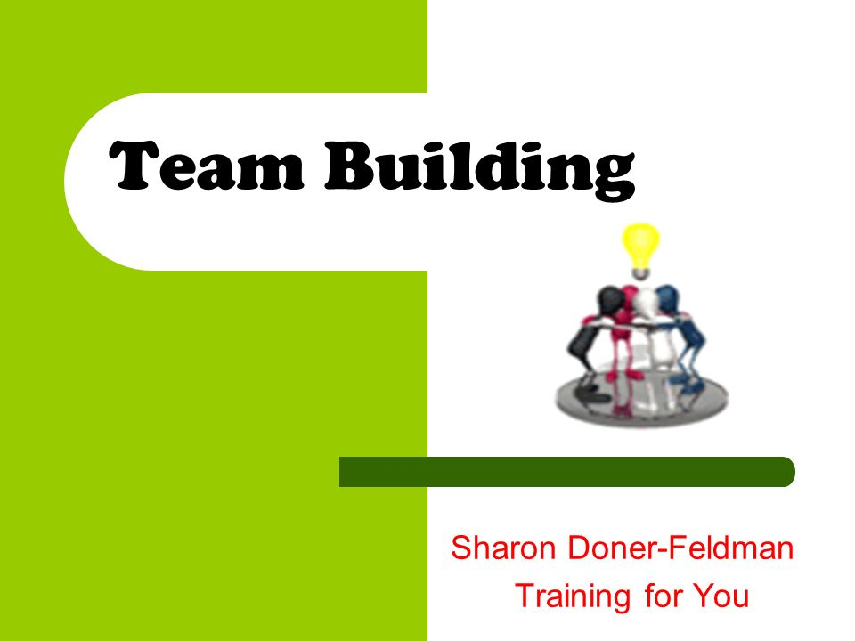 Sharon Doner-Feldman Training for You