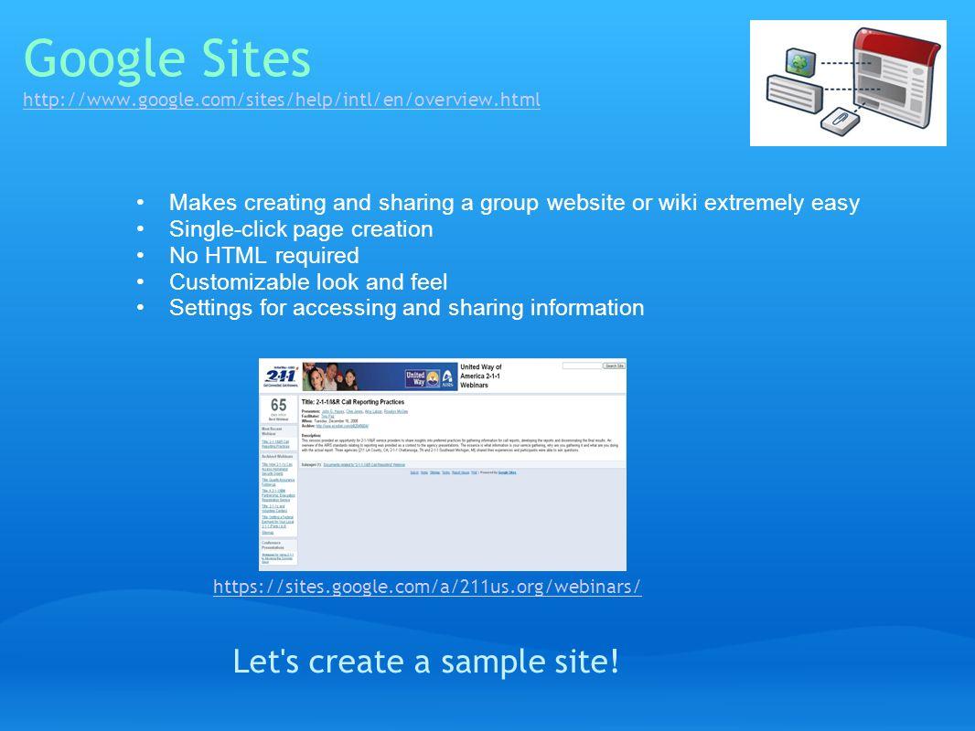 Google Sites http://www.google.com/sites/help/intl/en/overview.html