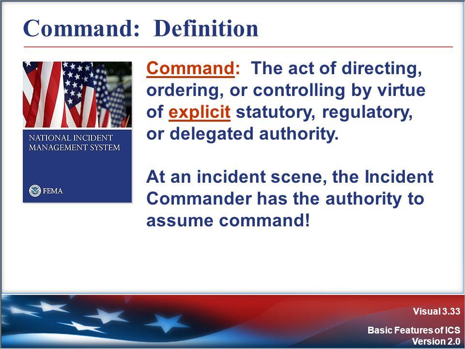 Command: Definition