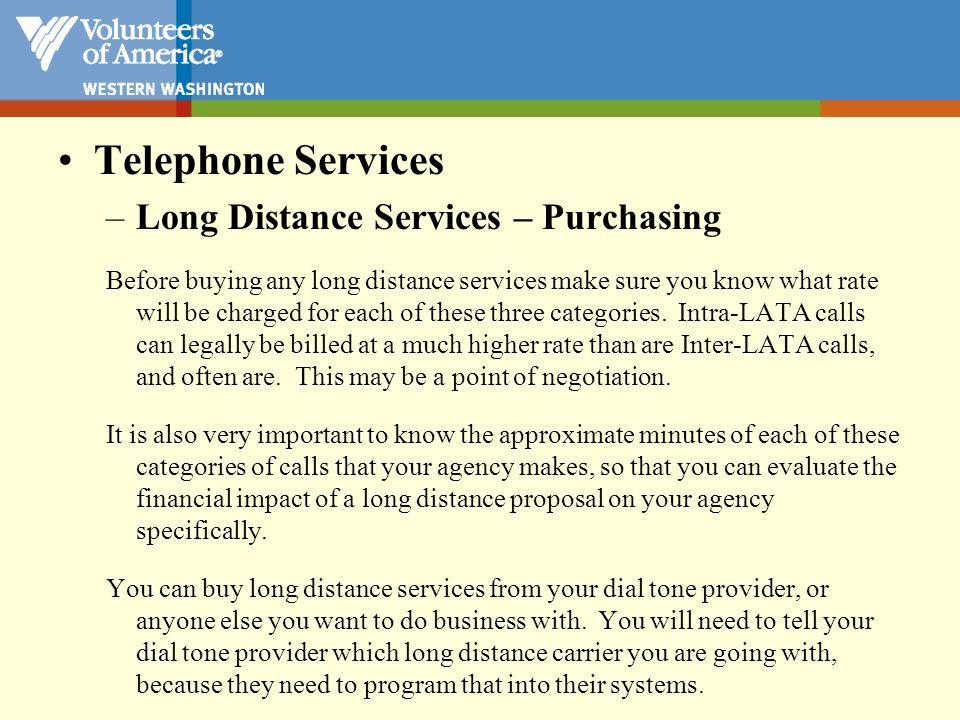 Dial Tone - Hosted Telephony