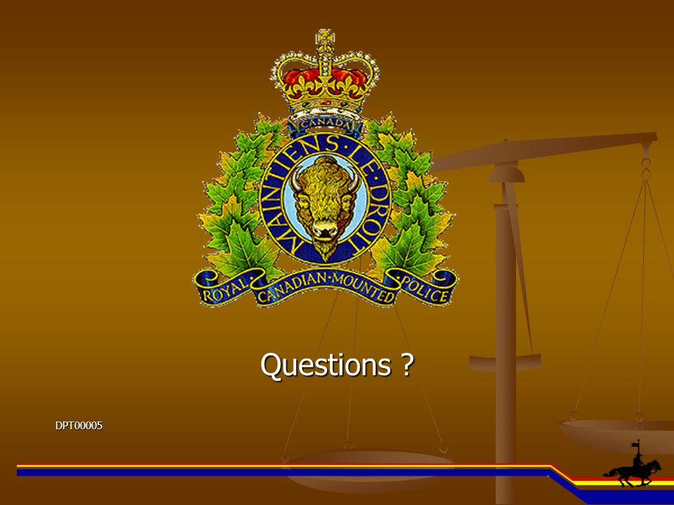 Questions DPT00005
