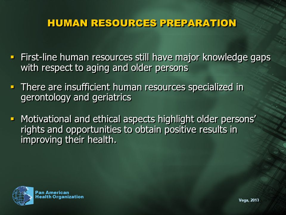 HUMAN RESOURCES PREPARATION