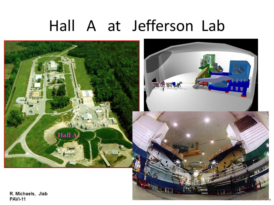 Hall A at Jefferson Lab Hall A