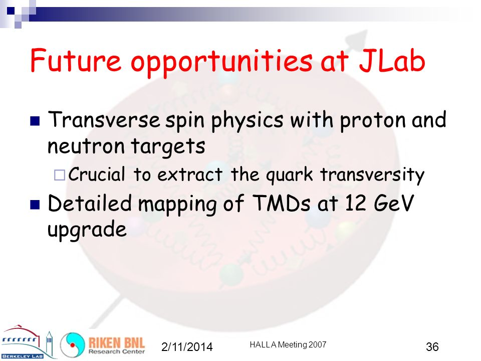 Future opportunities at JLab