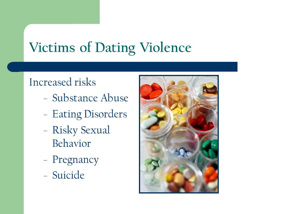Victims of Dating Violence