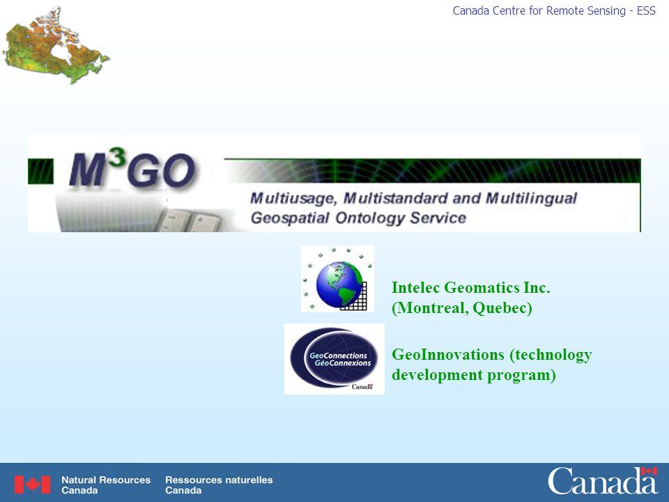 Intelec Geomatics Inc. (Montreal, Quebec)