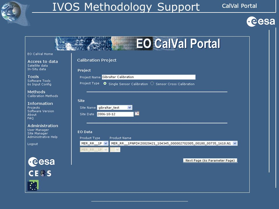 IVOS Methodology Support