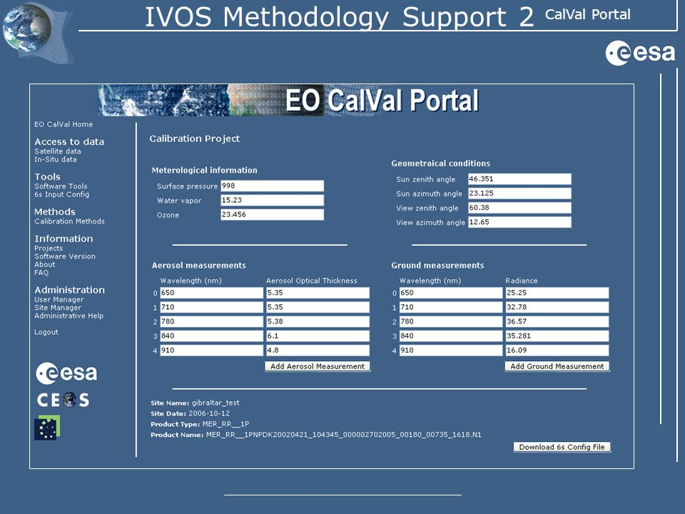 IVOS Methodology Support 2