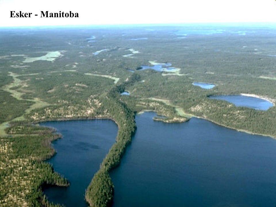 Esker - Manitoba