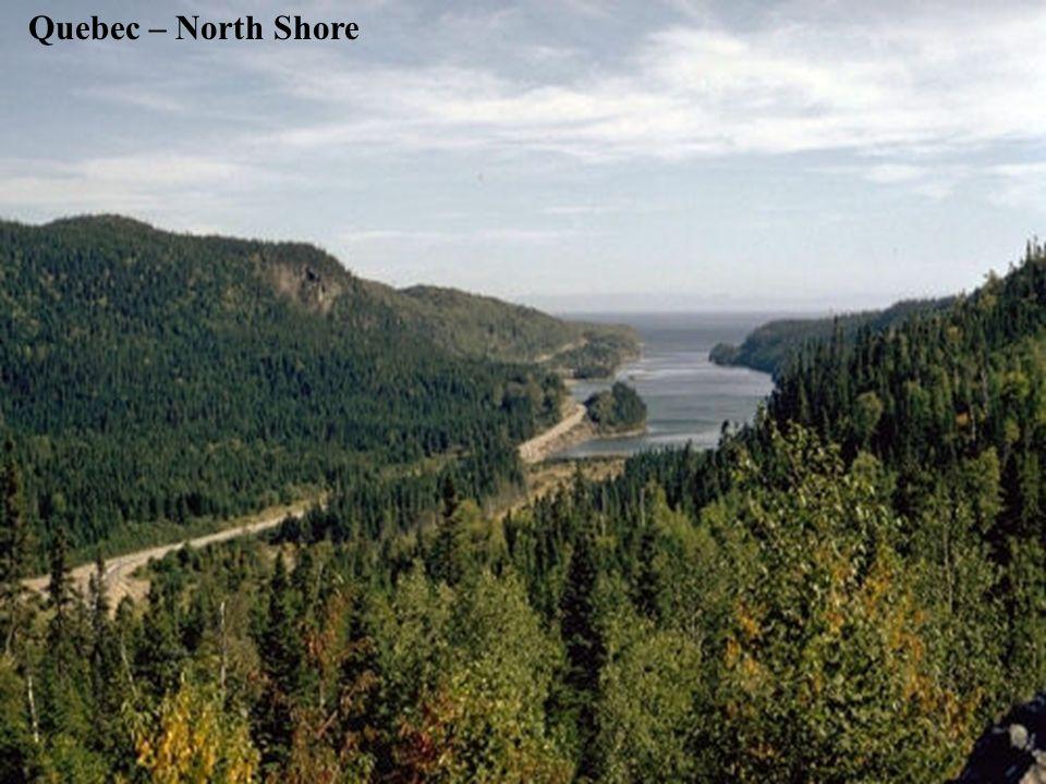 Quebec – North Shore