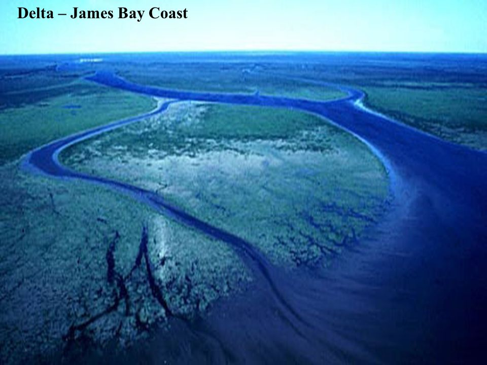 Delta – James Bay Coast