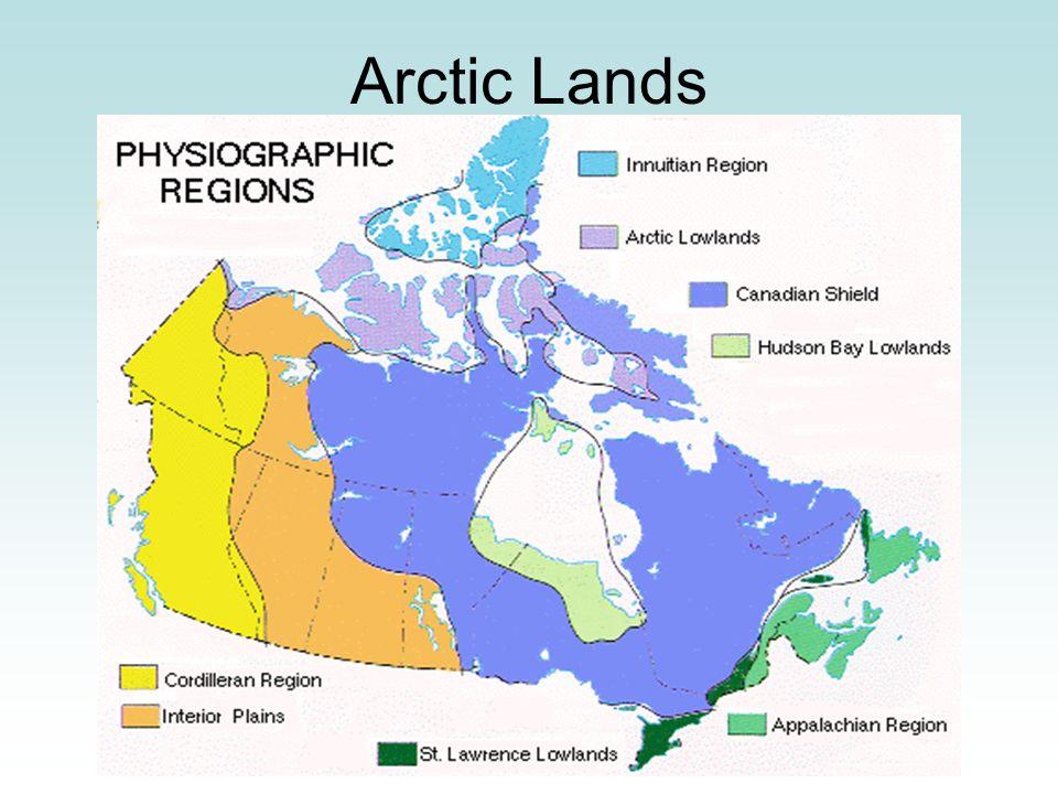 Arctic Lands