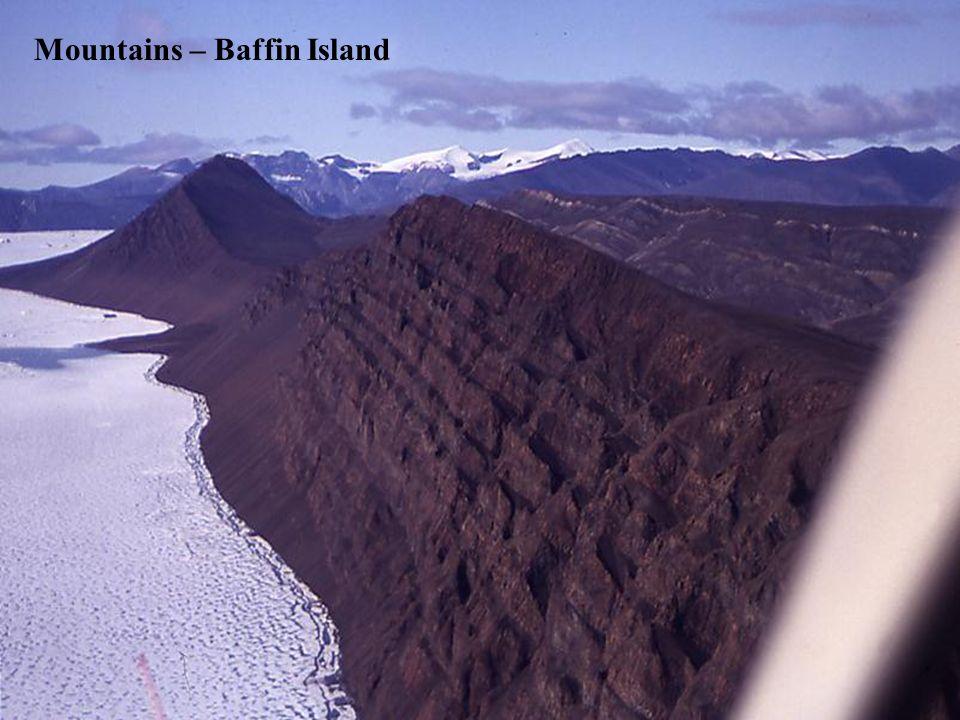 Mountains – Baffin Island
