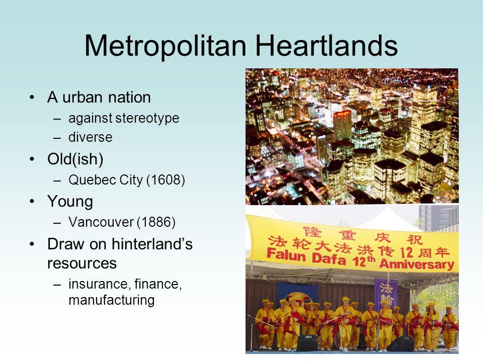 Metropolitan Heartlands