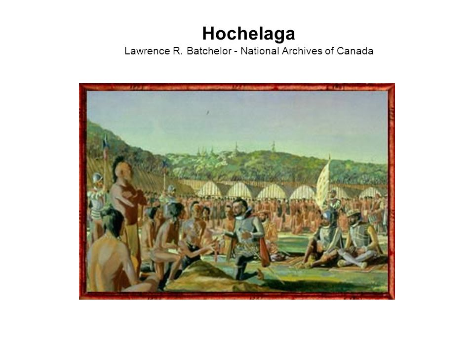 Hochelaga Lawrence R. Batchelor - National Archives of Canada