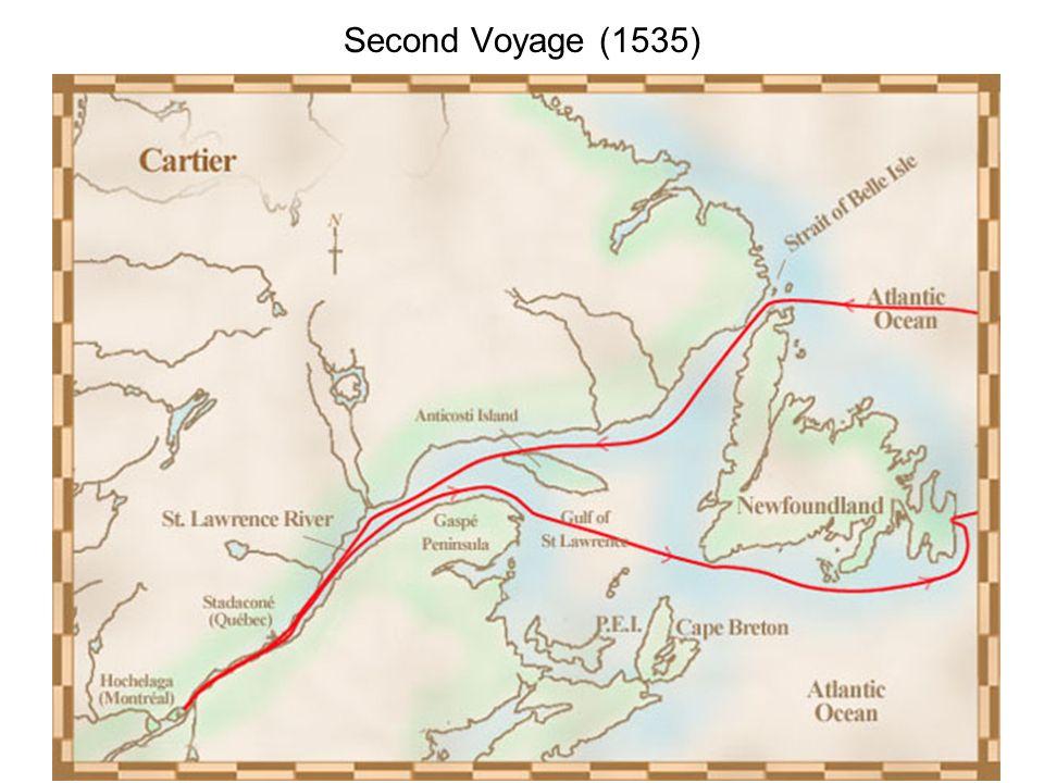 Second Voyage (1535)