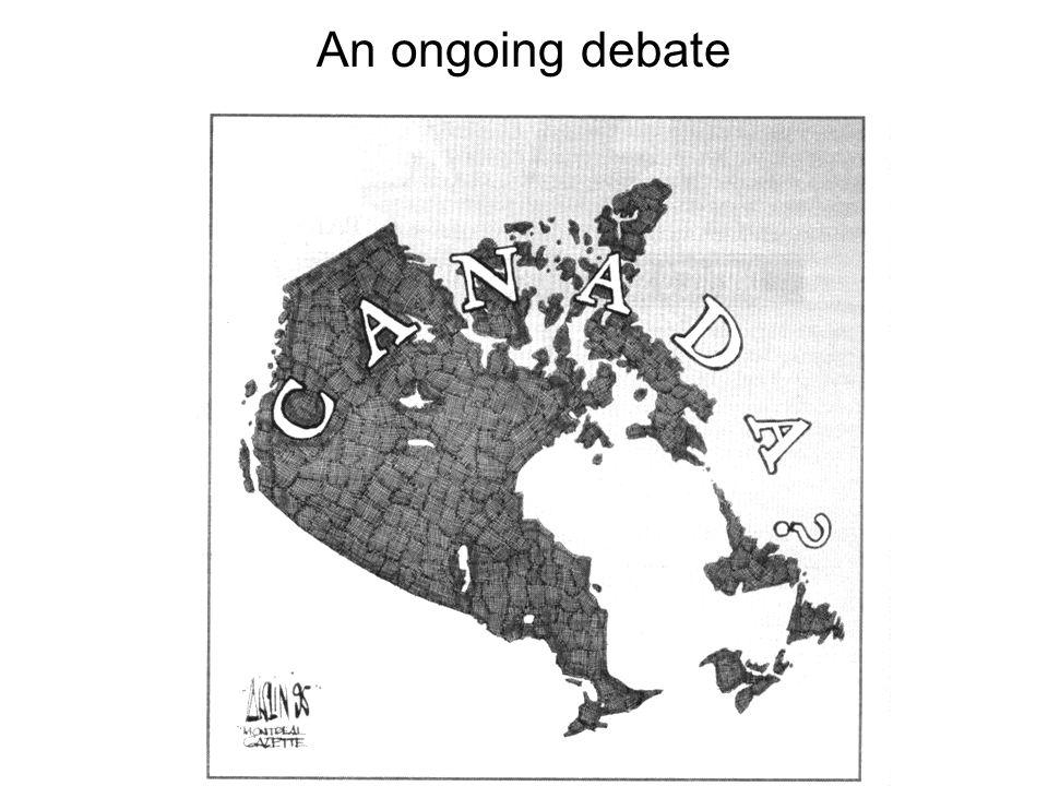 An ongoing debate