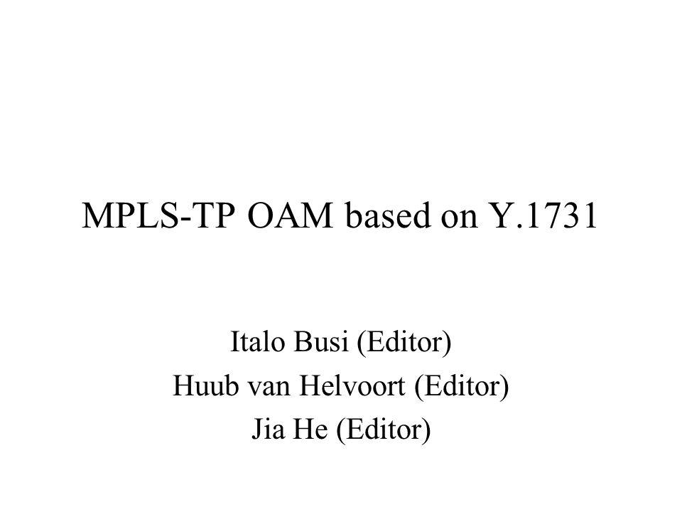Italo Busi (Editor) Huub van Helvoort (Editor) Jia He (Editor)