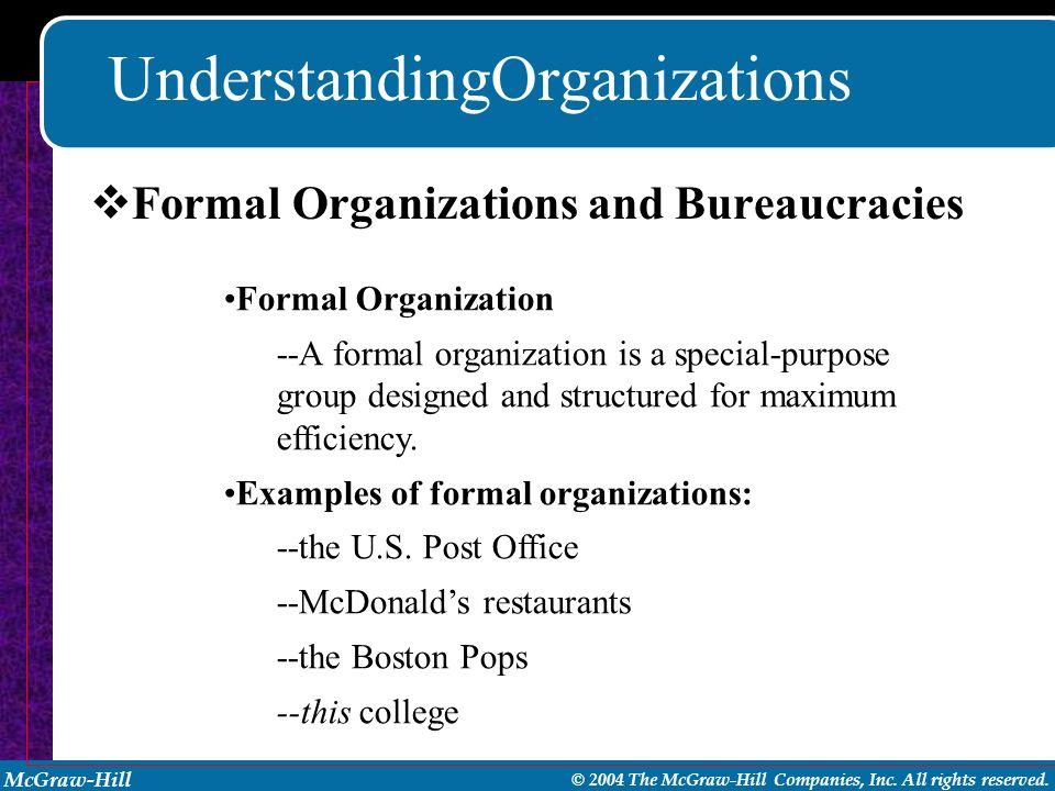 UnderstandingOrganizations