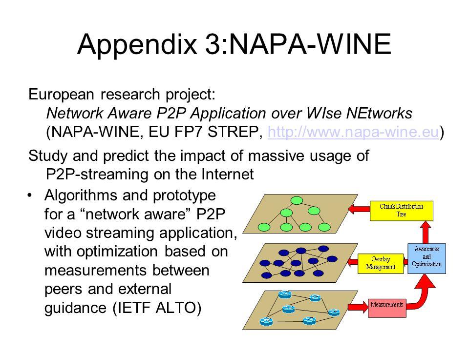Appendix 3:NAPA-WINE