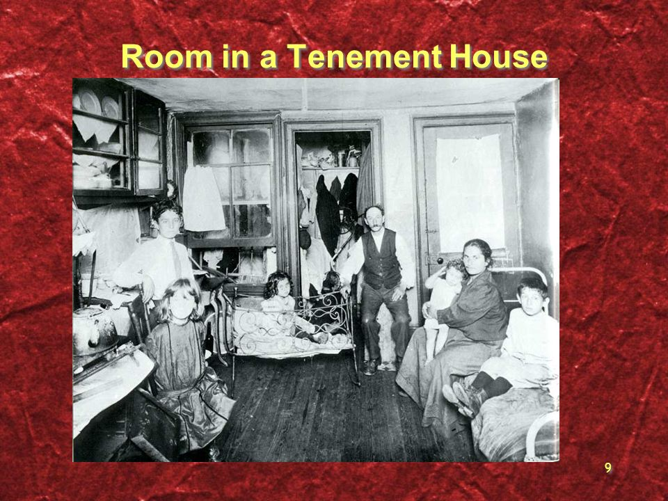 Room in a Tenement House