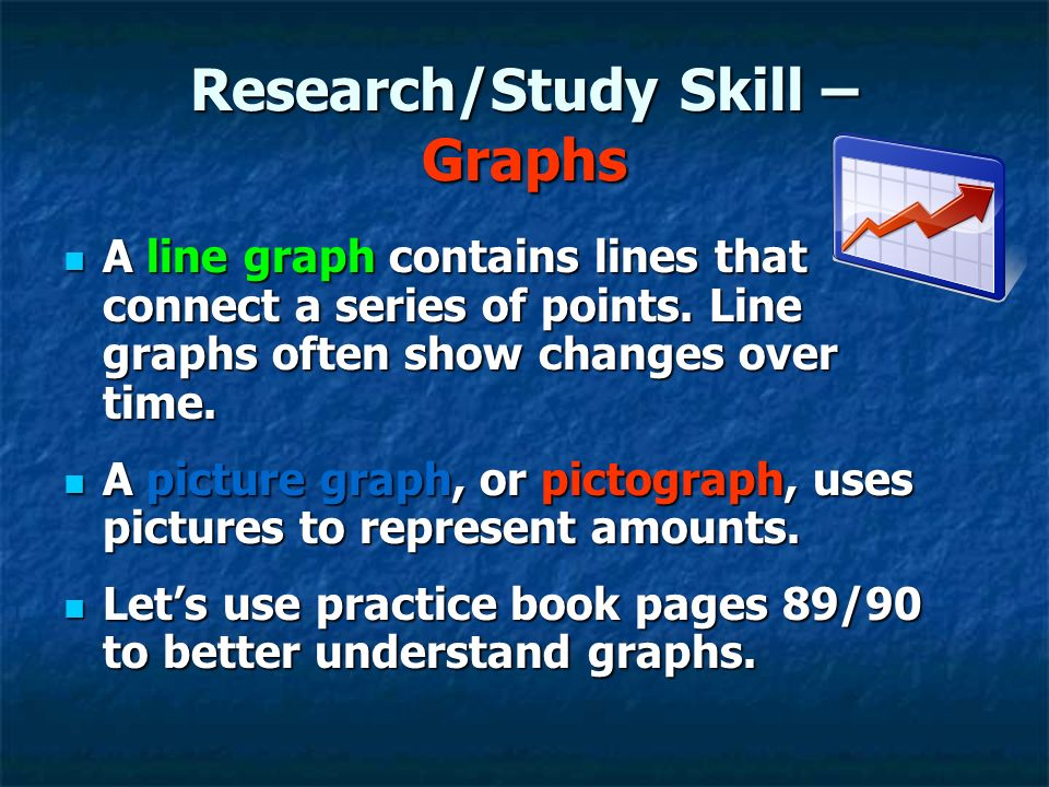 Research/Study Skill – Graphs