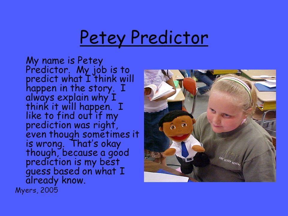 Petey Predictor