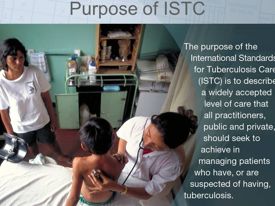 ISTC TB Training Modules 2009