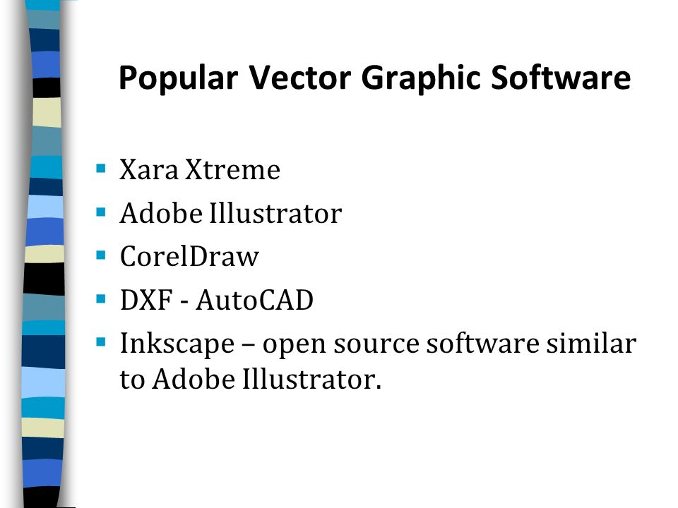 Investigate graphic image design ppt video online Open source graphics software