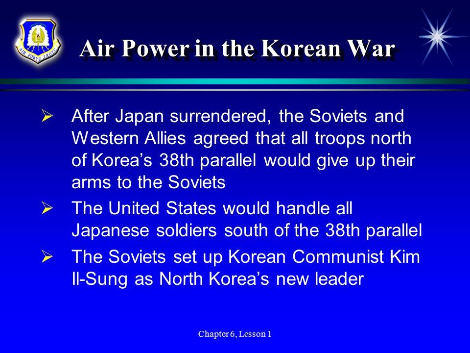Air Power in the Korean War