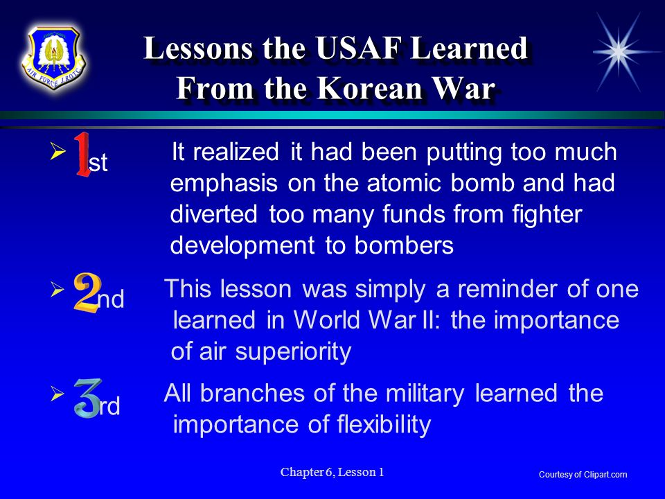 Lessons the USAF Learned From the Korean War