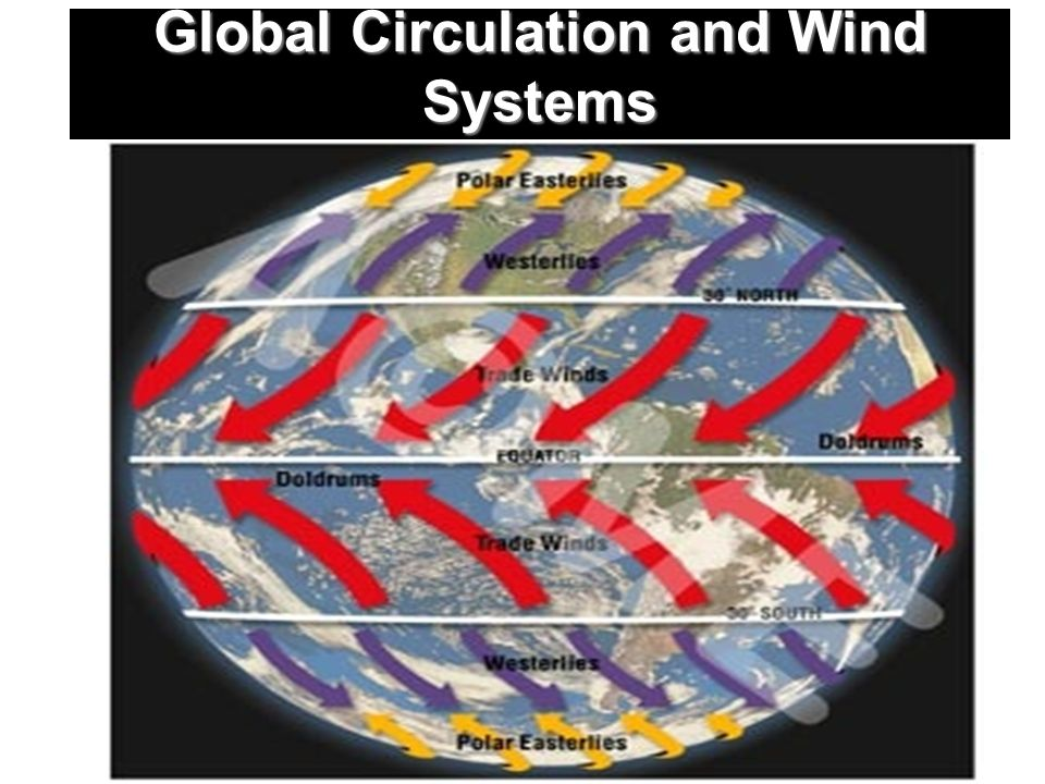 Global Circulation and Wind Systems