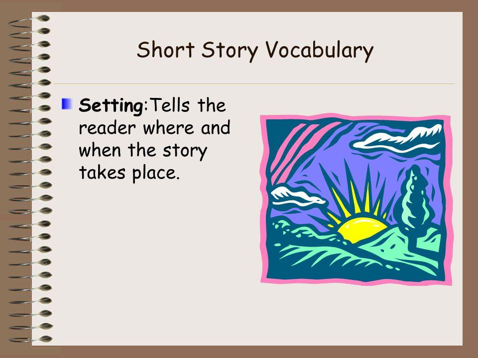 Short Story Vocabulary
