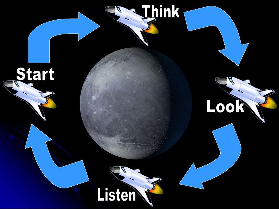 Think Start Look Listen